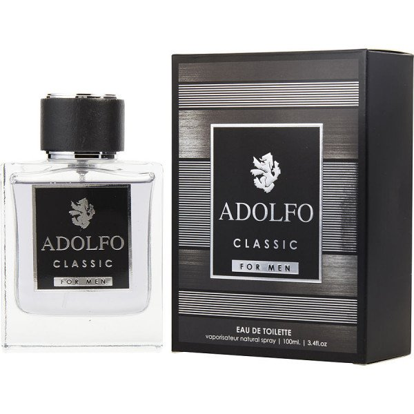 Adolfo classic -  eau de toilette spray 100 ml