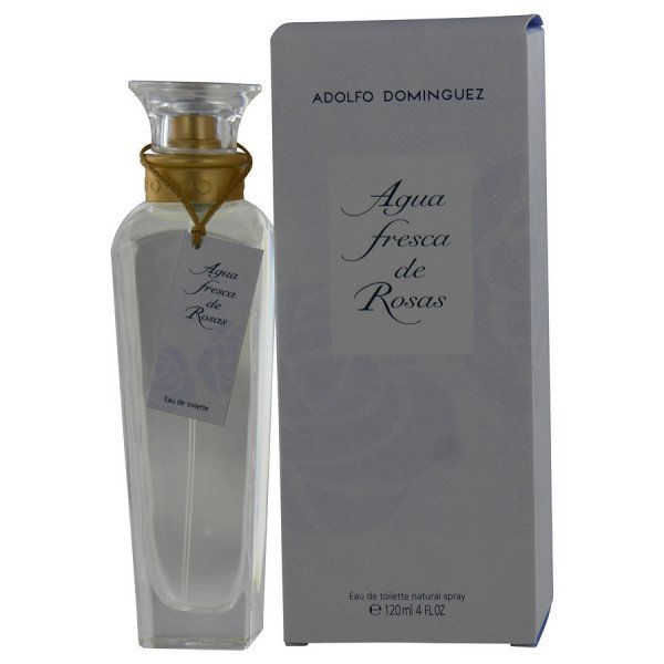Aqua fresca de rosas -  eau de toilette spray 120 ml