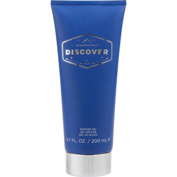 Discover - aéropostale gel douche 200 ml