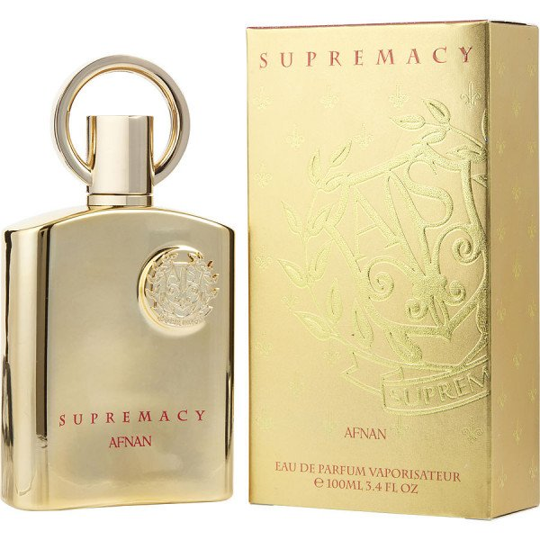 Supremacy gold -  eau de parfum spray 100 ml
