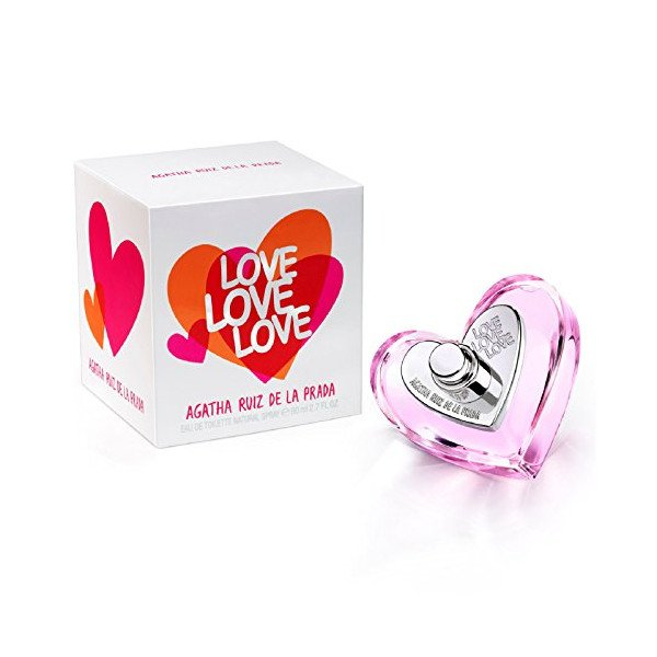 Love -  eau de toilette spray 80 ml