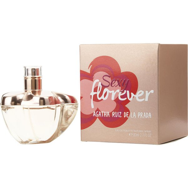 Sexy florever -  eau de toilette spray 80 ml