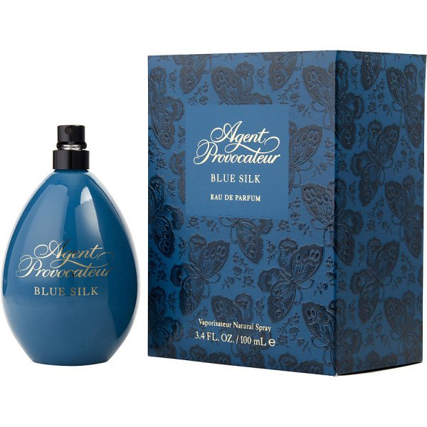 Blue silk -  eau de parfum spray 100 ml