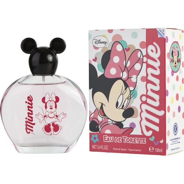 Minnie mouse -  eau de toilette spray 100 ml