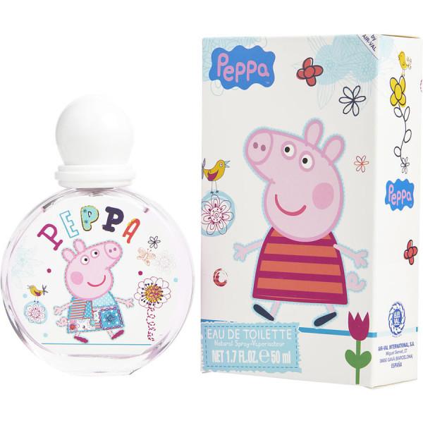 Peppa pig -  eau de toilette spray 50 ml