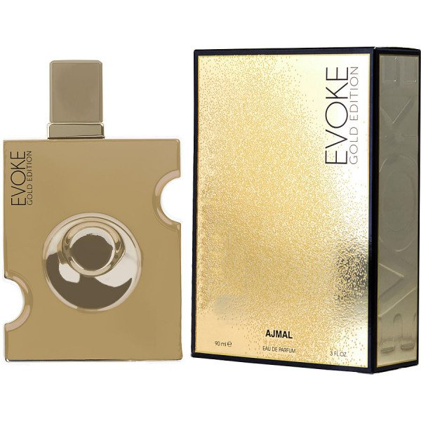 Evoke gold -  eau de parfum spray 90 ml