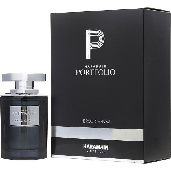 Portfolio neroli canvas -  eau de parfum spray 75 ml