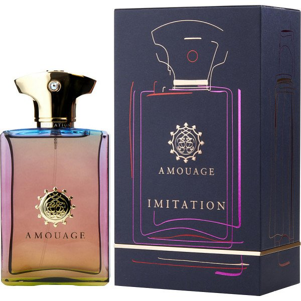 imitation man -  eau de parfum spray 100 ml