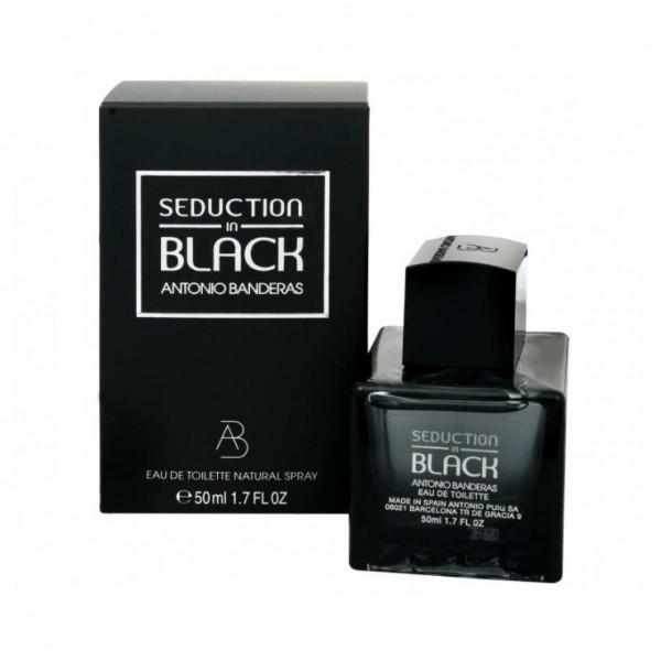 Seduction in black -  eau de toilette spray 50 ml