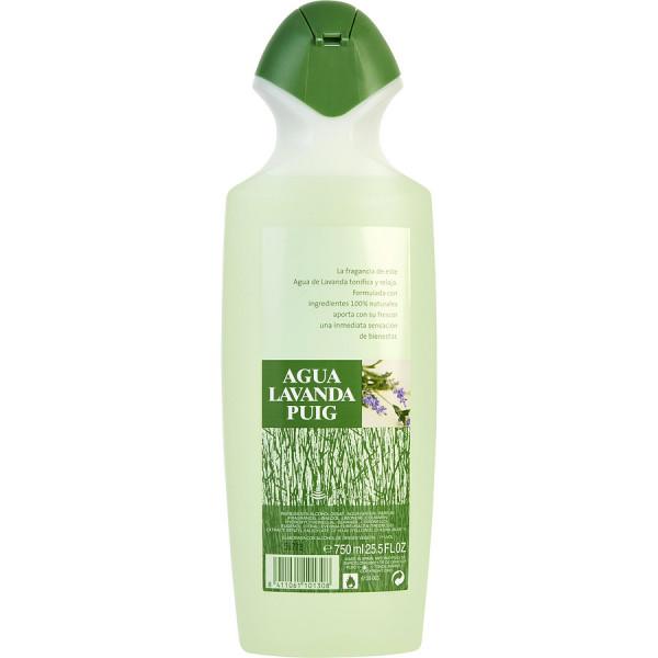 Agua lavanda puig -  eau de cologne 750 ml