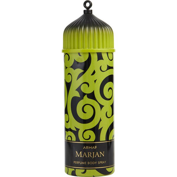 Marjan green -  spray pour le corps 195 ml