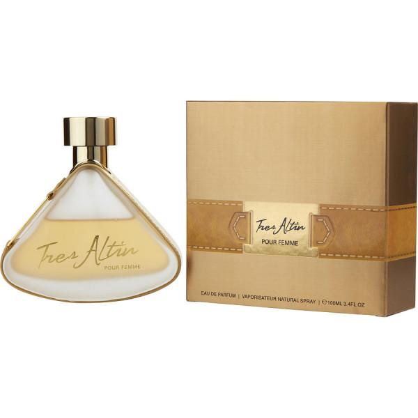 Tres altin -  eau de parfum spray 100 ml