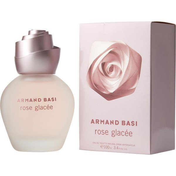 Rose glacée -  eau de toilette spray 100 ml