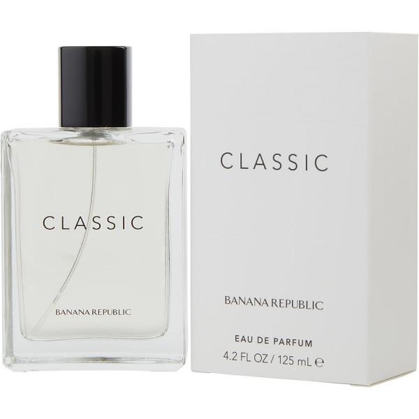 Classic -  eau de parfum spray 125 ml