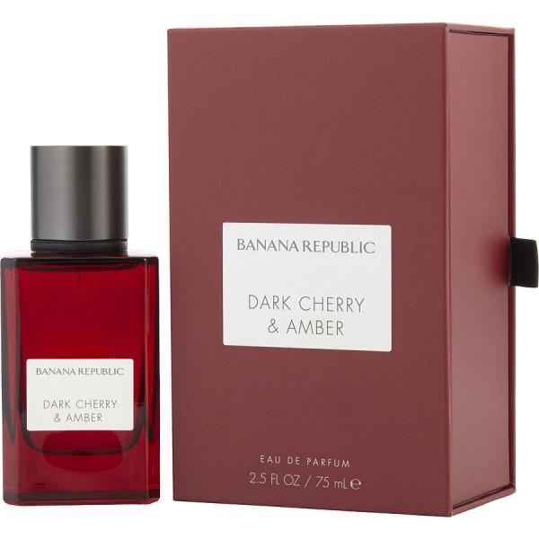 Dark cherry & amber -  eau de parfum spray 75 ml