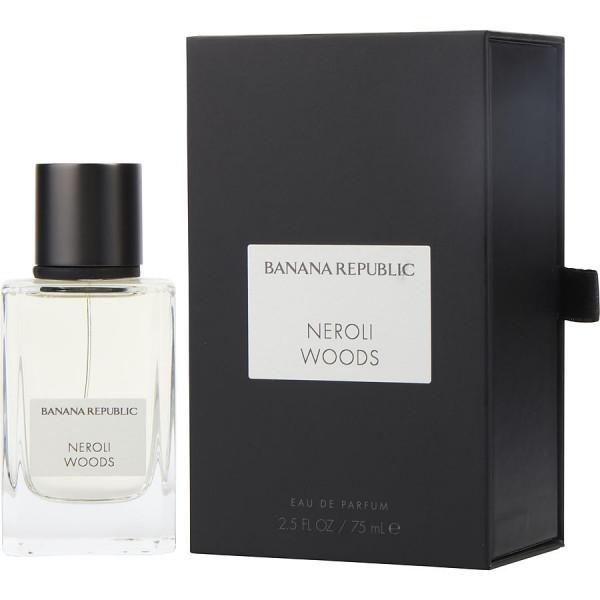 Neroli woods -  eau de parfum spray 75 ml
