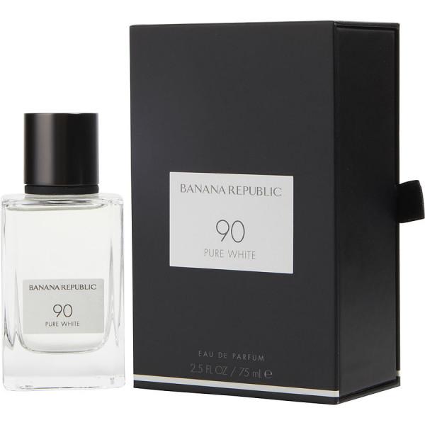 Pure white 90 -  eau de parfum spray 75 ml