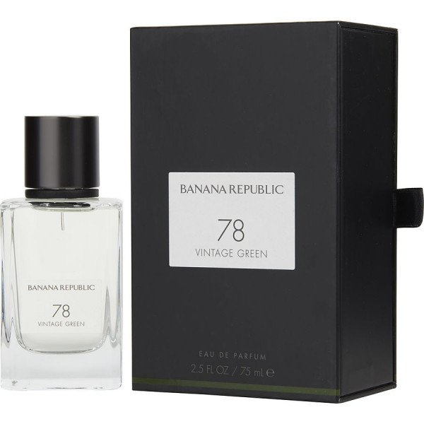 Vintage green 78 -  eau de parfum spray 75 ml