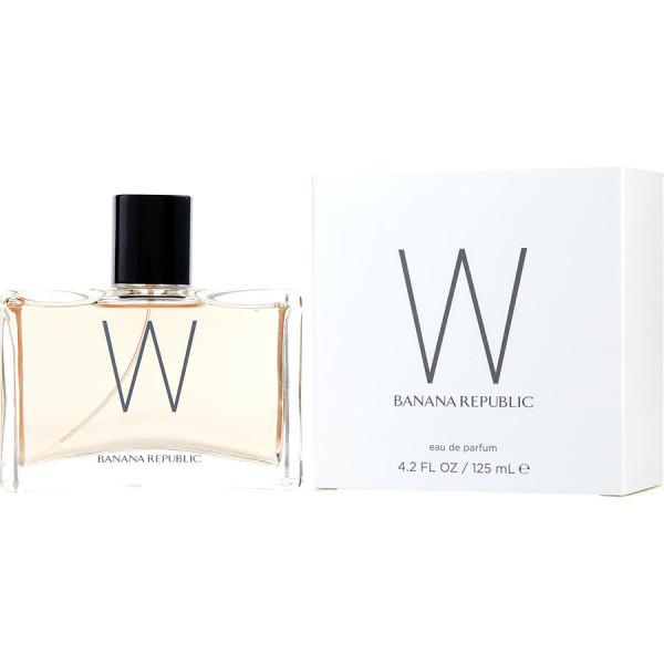 W -  eau de parfum spray 125 ml