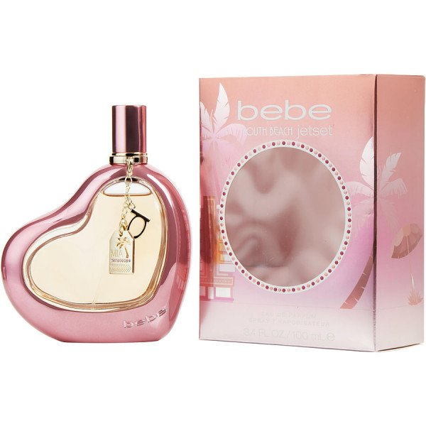 South Beach Jetset - Bebe Eau De Parfum Spray 100 ml