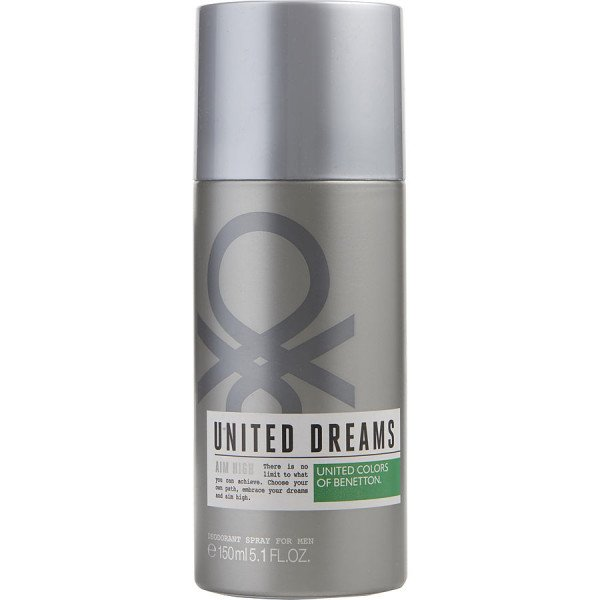 United dreams aim high -  déodorant spray 150 ml