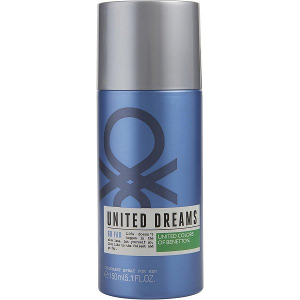 United dreams go far -  déodorant spray 150 ml