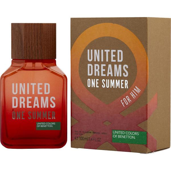United dreams one summer -  eau de toilette spray 100 ml