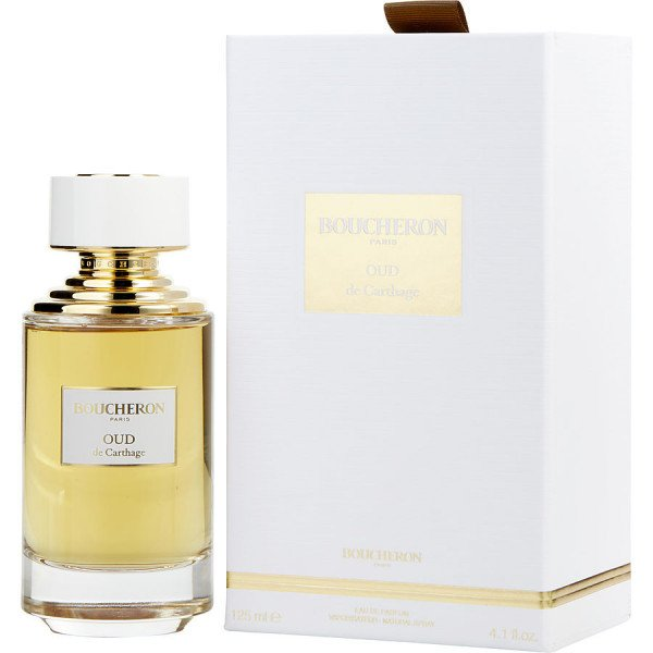 Oud de carthage -  eau de parfum spray 125 ml