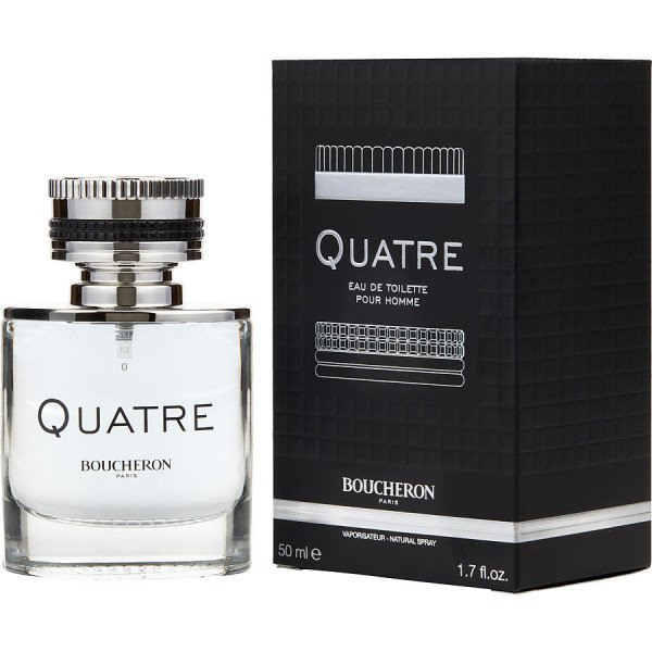 Quatre -  eau de toilette spray 50 ml