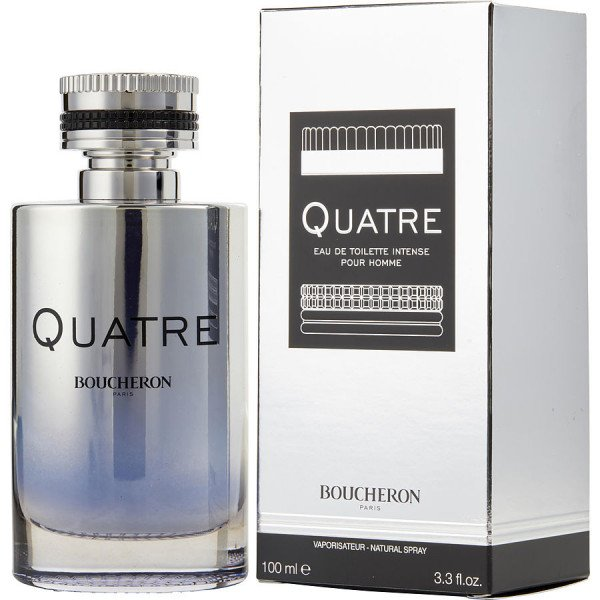 Quatre intense -  eau de toilette spray 100 ml