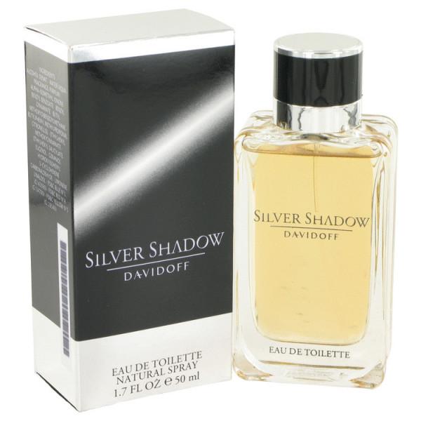Silver shadow -  eau de toilette spray 50 ml