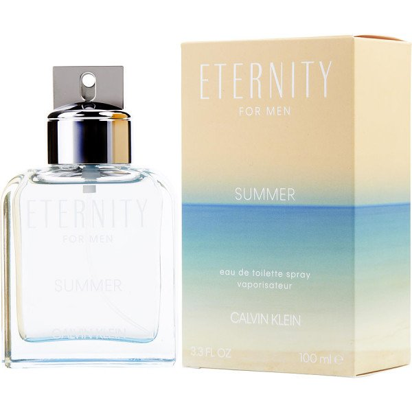 Eternity summer homme - calvin klein eau de toilette spray 100 ml