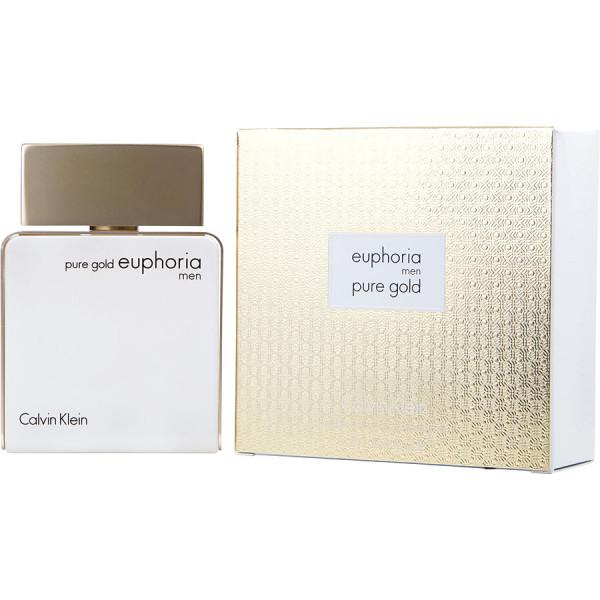 Euphoria pure gold -  eau de parfum spray 100 ml