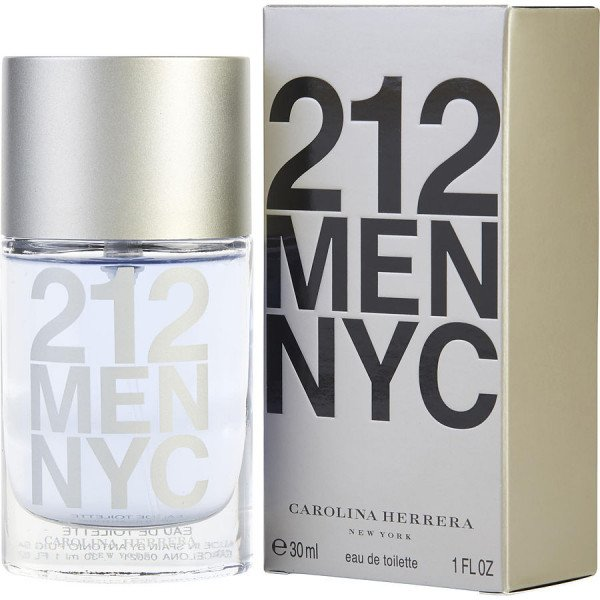 212 -  eau de toilette spray 30 ml