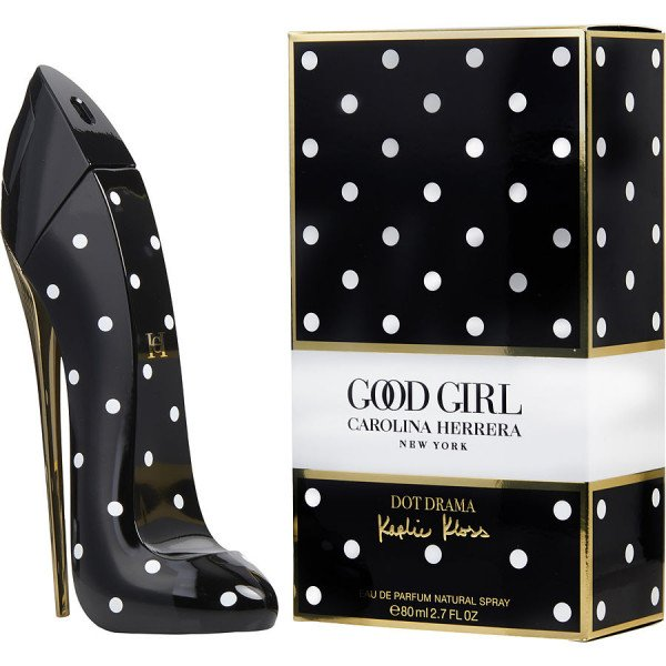 Ch good girl dot drama -  eau de parfum spray 80 ml