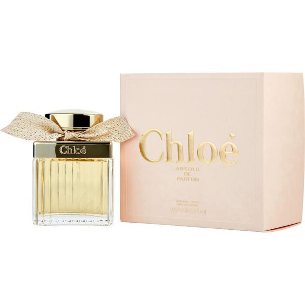 Chloé absolu de parfum - chloé eau de parfum spray 75 ml