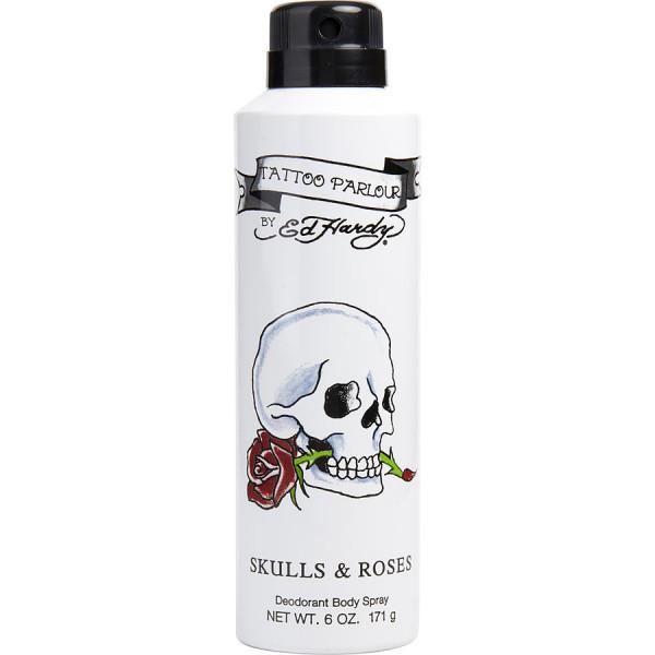 Skulls & roses -  déodorant spray 171 g