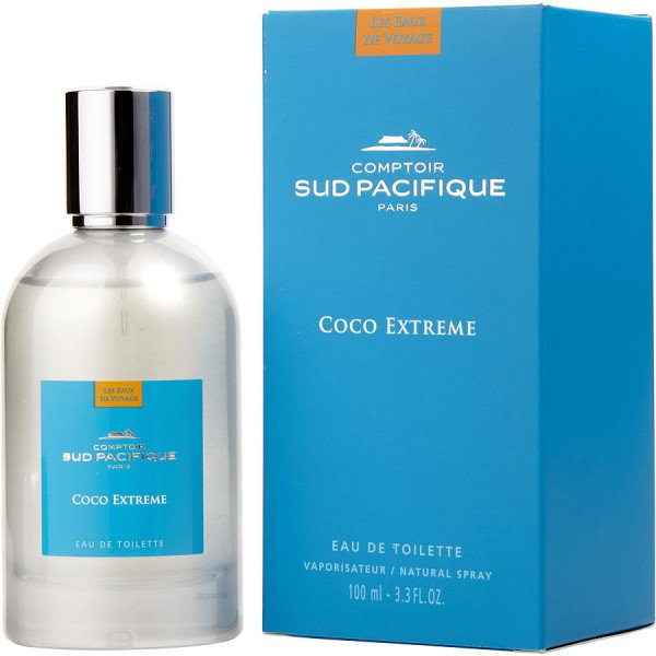 Coco extreme -  eau de toilette spray 100 ml