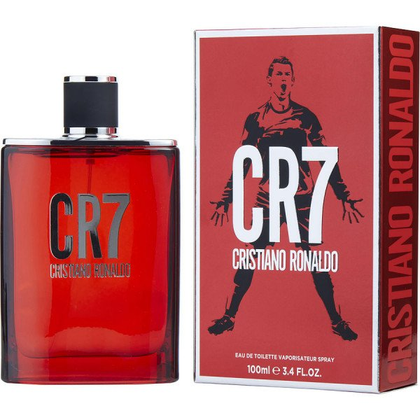 Cr7 -  eau de toilette spray 100 ml