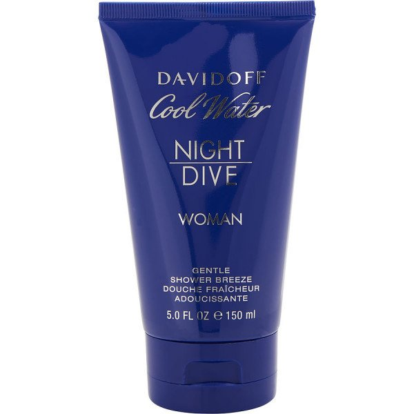 Cool water night dive -  gel douche 150 ml