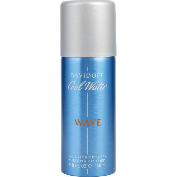 Cool water wave -  spray pour le corps 150 ml