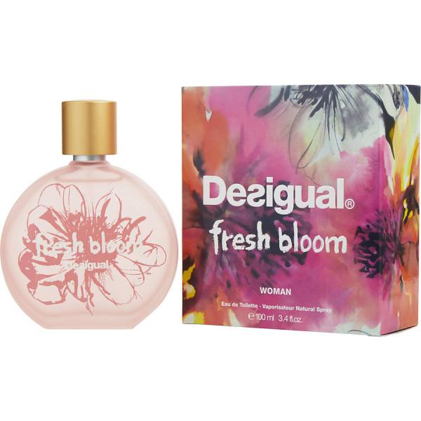 Fresh bloom -  eau de toilette spray 100 ml