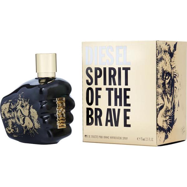 Spirit of the brave -  eau de toilette spray 75 ml