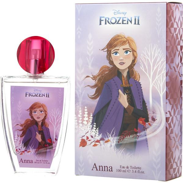Frozen ii anna -  eau de toilette spray 100 ml