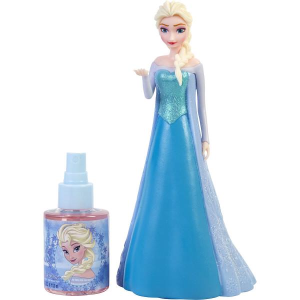 Frozen elsa -  eau de toilette spray 100 ml