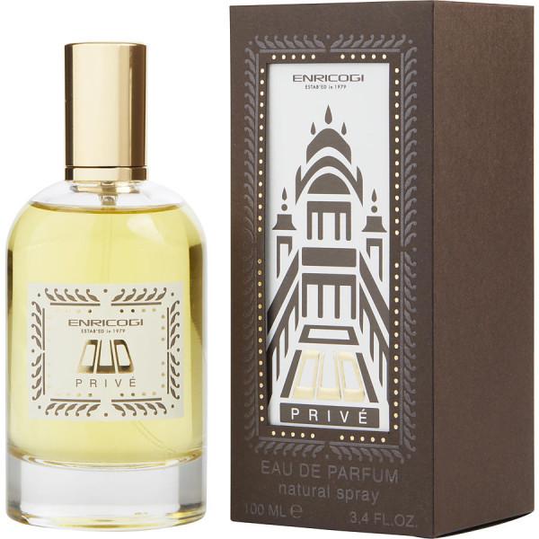Oud privé - enrico gi eau de parfum spray 100 ml