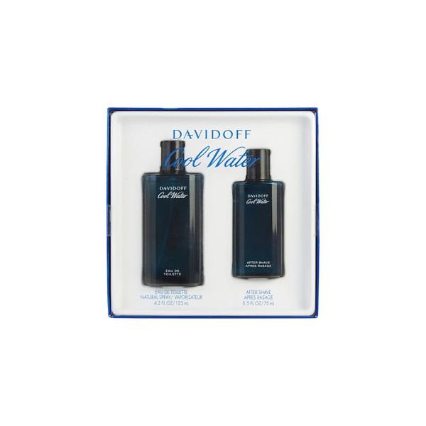 Cool water pour homme -  coffret cadeau 125 ml
