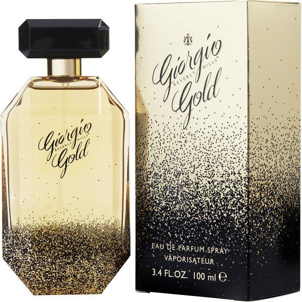 Giorgio gold - giorgio  eau de parfum spray 100 ml