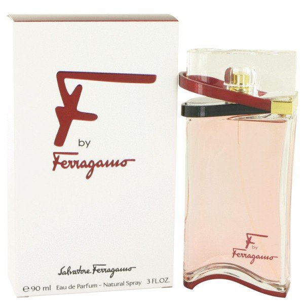 F -  eau de parfum spray 90 ml