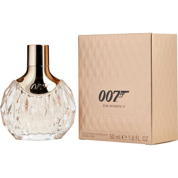 007 for women ii - james bond eau de parfum spray 50 ml